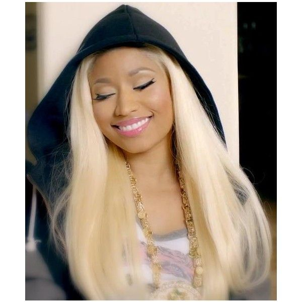 An image of Nicki Minaj ❤ liked on Polyvore featuring nicki, nicki minaj, pics, pictures and hair
