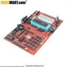 AVR is a single chip AVR development board which was developed by Atmel Corporation in 1996. It architecture was developed by Alf-Egil Bogen and Vegard Wollan. Here are available avr development board, ‪#‎avrmicrocontrollerboard‬, ‪#‎avrdevelopmentboard‬ india at Robomart.