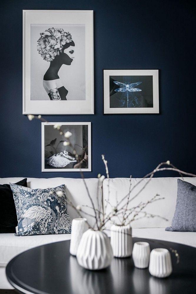Latest Les Meilleures Ides De La Catgorie Peinture Bleu