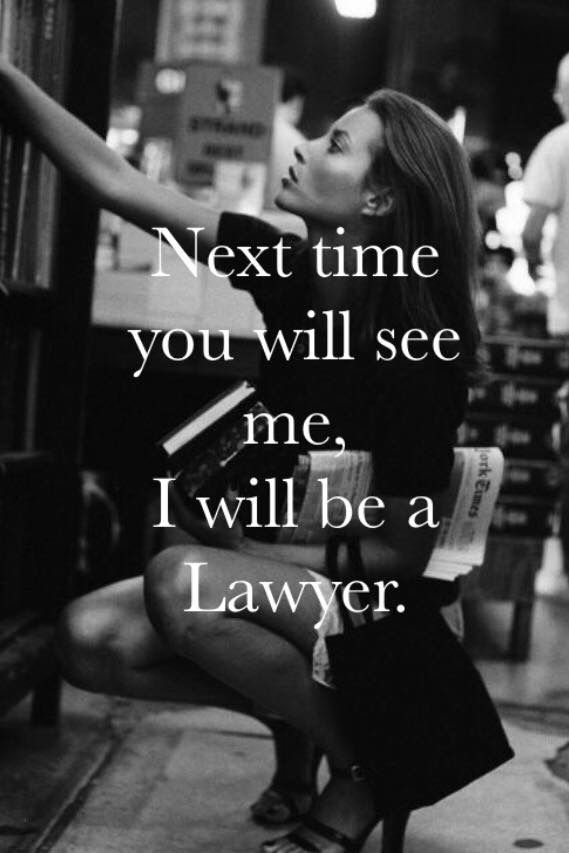 Law student More