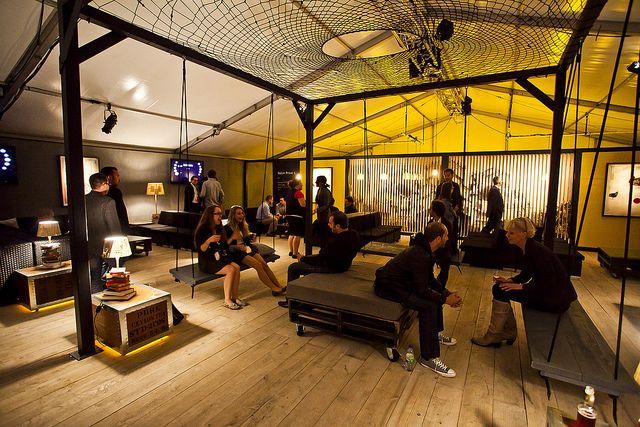 Commercial Lounge - Videotron at C2-MTL 2012 © Karel Chladek. #C2MTL