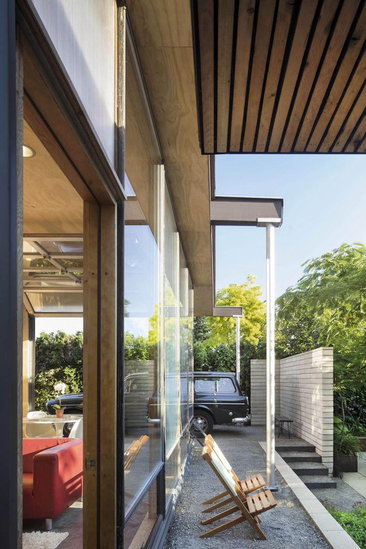 A Blissful Retreat Replaces a ScrapFilled Yard in Seattle