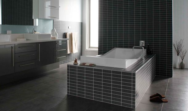 Bathroom Inspiration   Contemporary Style Bathroom in Greenvale - VIC   Reece Bathrooms