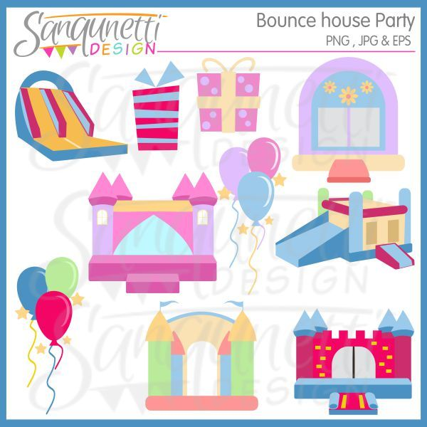 17 Best ideas about Bounce House Parties on Pinterest   House ...