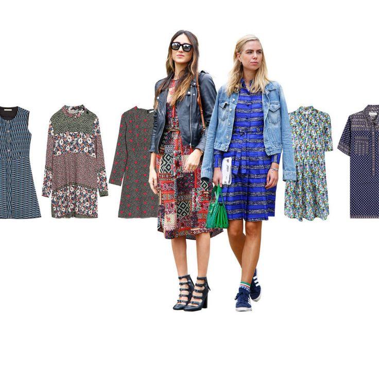 Robe imprimée : découvrez notre sélection de 20 robes imprimées qui ne font pas mémé...