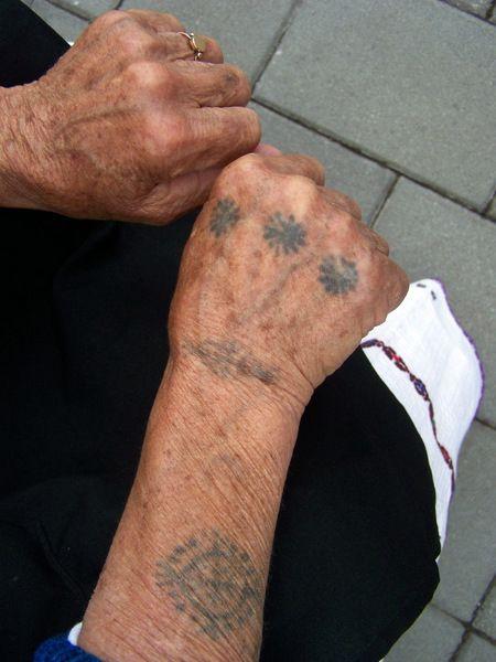 Татуировки балканских женщин: украшение, исповедание или оберег? — Татьянин день