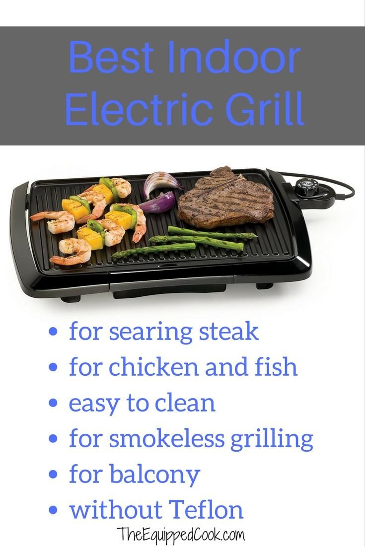 Best Indoor Electric Grill ideas for Father's Day. Grill indoors all year round. So convenient.