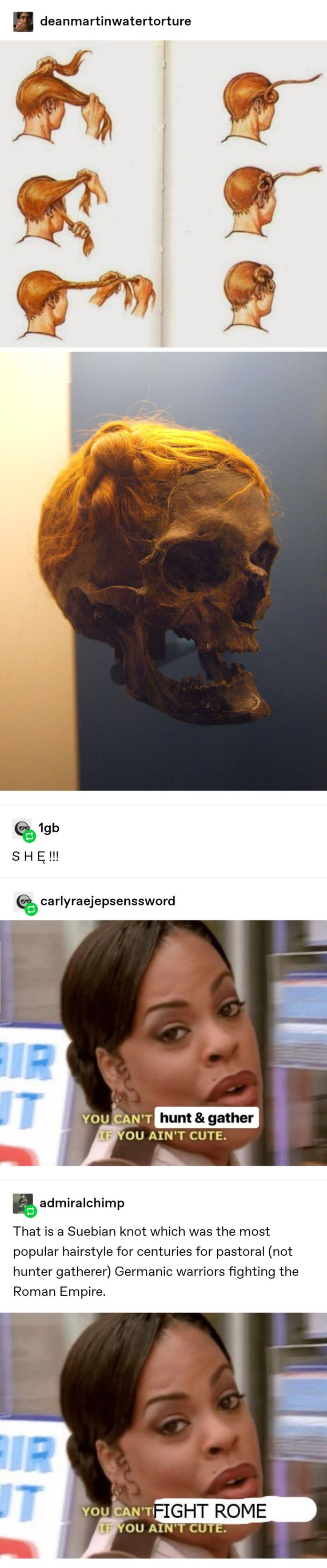"""30 Tumblr Posts That Are Somehow Hilarious And Educational At The Same Time """"Julius Caesaru2019s assassination was the last time everyone in a group…"""
