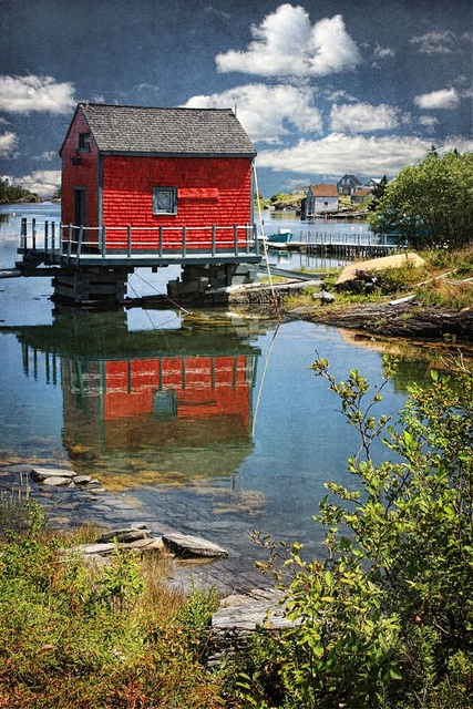 Stonehurst is a community in the Canadian province of Nova Scotia, located in the Lunenburg Municipal District in Lunenburg County near to Blue Rocks. Its lovelier than the picture