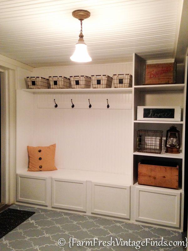 340 Best Garage U0026 Mudroom Ideas Images On Pinterest | Laundry Room, Home  Ideas And Mud Rooms