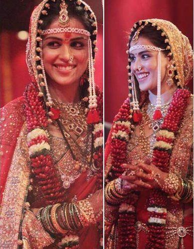 #Genelia on her #wedding