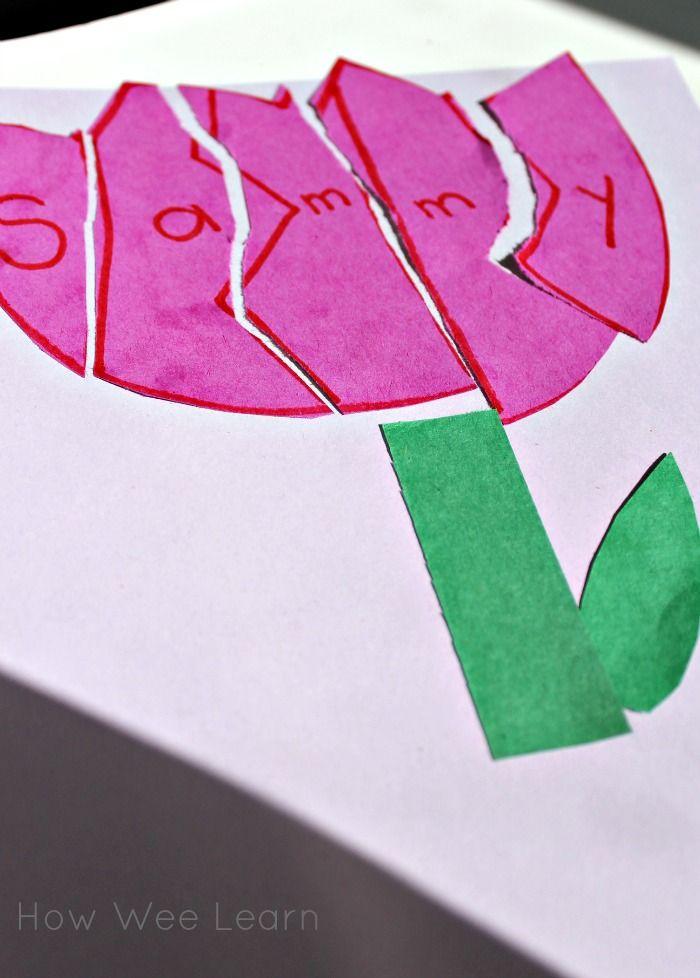 298 best spring crafts for kids images on pinterest for Preschool spring craft ideas