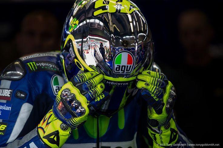 Valentino Rossi Mugello 2015