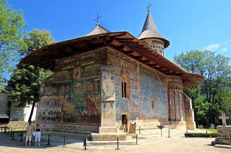 Voroneţ, Romania