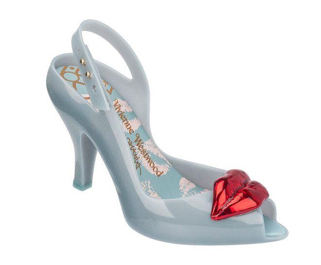 Zapatos de Melissa + Vivienne Westwood Anglomania -  :-D Otoño/Invierno 2013-2014 Modern cinderella