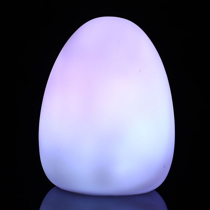 LED Color Changing Colorful Egg Shaped Home Room Decor Baby Night Lights-in Night Lights from Lights & Lighting on Aliexpress.com   Alibaba Group