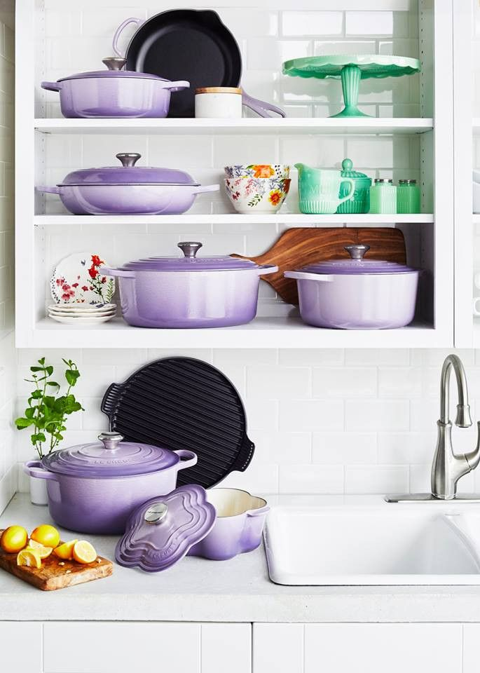 Le Creuset's new dishware colorway is here!