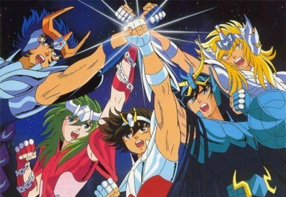 Cavaleiros do zodíaco Live Action Seiya e os Outros cavaleiros de bronze