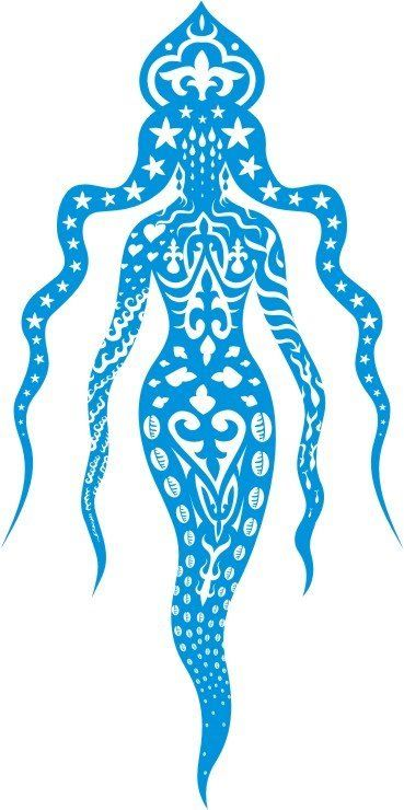 Yemanja / Iemanja Ocean Goddess