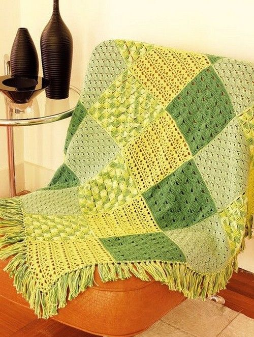 Le blog de Anne: Crochet Blankets, Hook, Crochet Afghans, Manta Cuadro, Le Blog, Crochet Things, Manta Crochet, Blog De, Crochet Manta