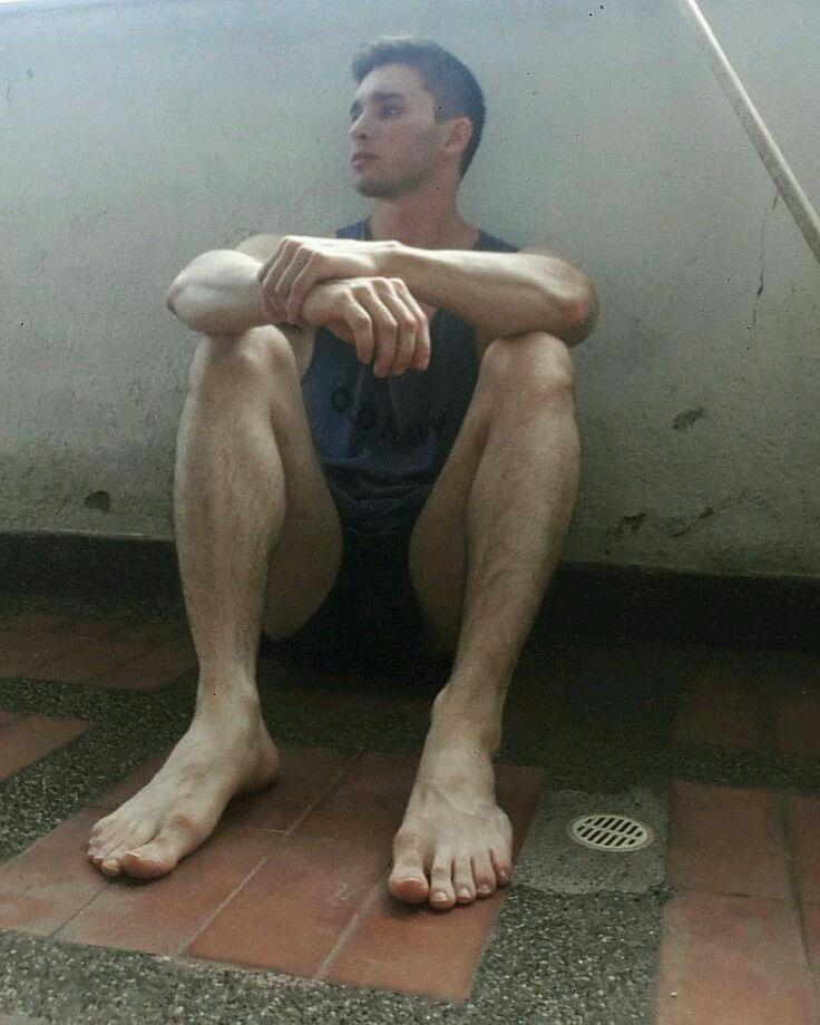 dedos de los pies hombres gay follar