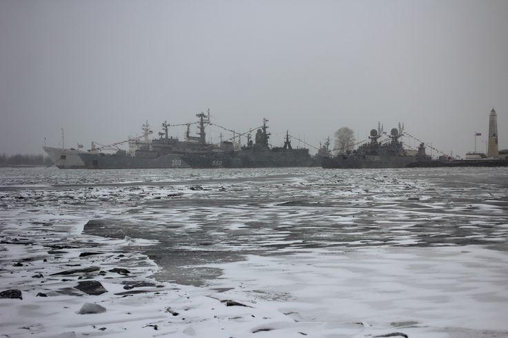https://flic.kr/p/SCoLpN | Кронштадт/Kronstadt | Gulf of Finland (Baltic Sea)