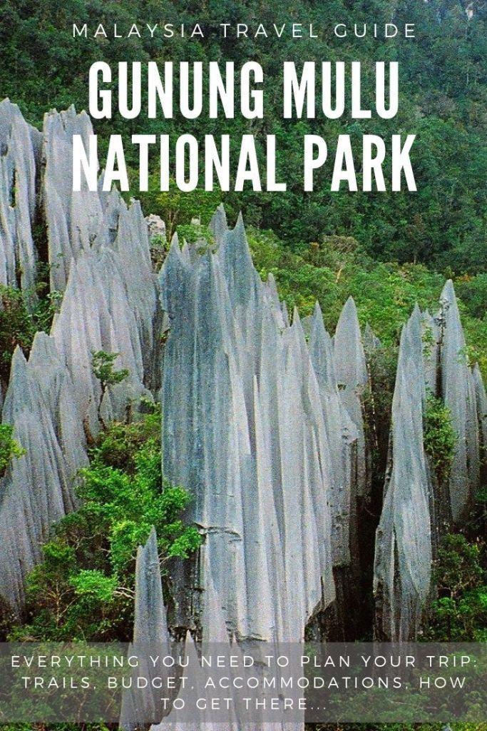 Gunung Mulu National Park Complete Travel Guide Gunung Mulu