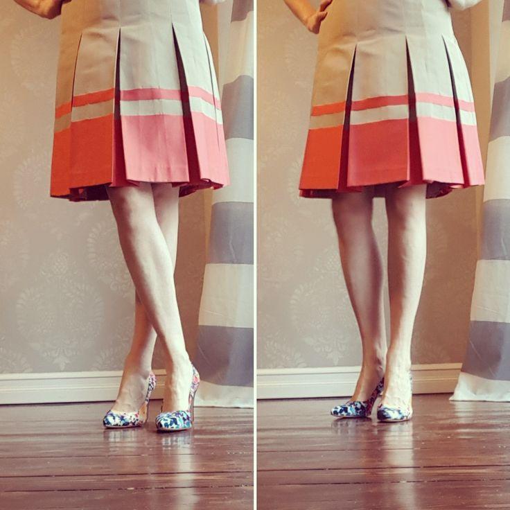 Confetti heels from Olsenhaus