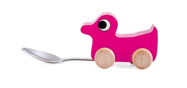 t's a bird! It's an aeroplane! It's a boat! It's the cutest kids spoon ever from Donkey Products!! Kids spoons and eating utensils just got the sweetest makeover ever!!