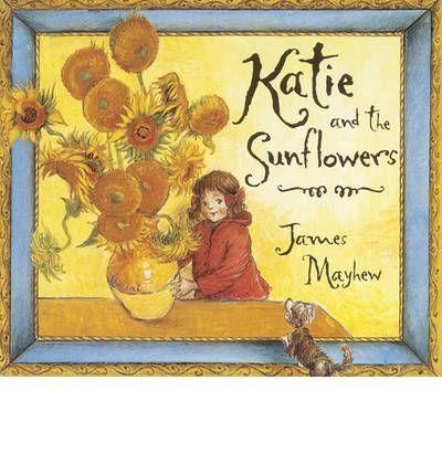 Katie has an art adventure in five paintings by Van Gogh, Gauguin and Cezanne!