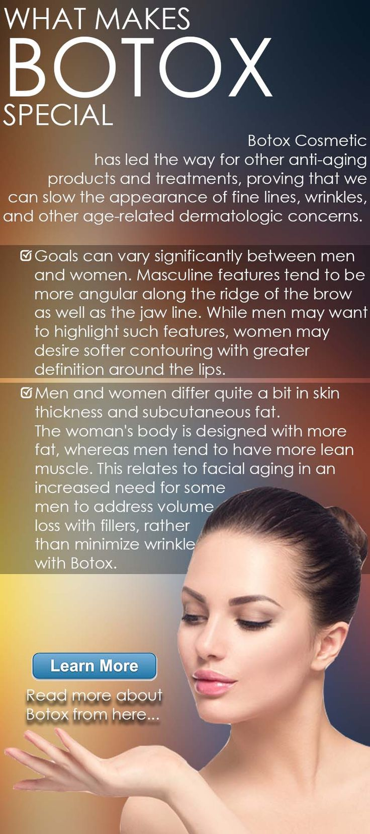 #Botox treatments at Thrive near #LakeOswego offer benefits to men and #women of all ages. Schedule your consultation for younger looking #skin at 855-810-8552. #dermatology #skincare #beauty