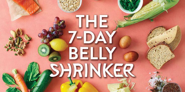 The 7-Day Belly Shrinker