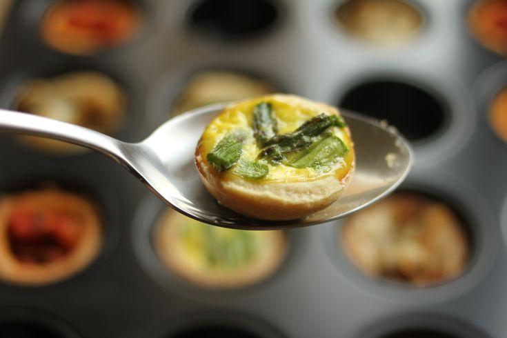 Gluten Free Mini Tartelettes