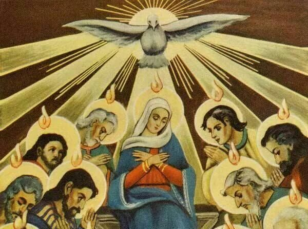 pentecost catholic faith