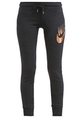 RALLY - Pantalon de survêtement - black/anthracite
