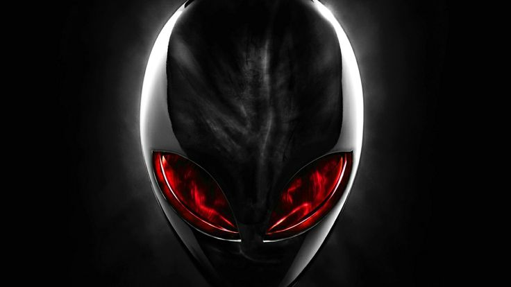 Alienware logo, cool i like :)