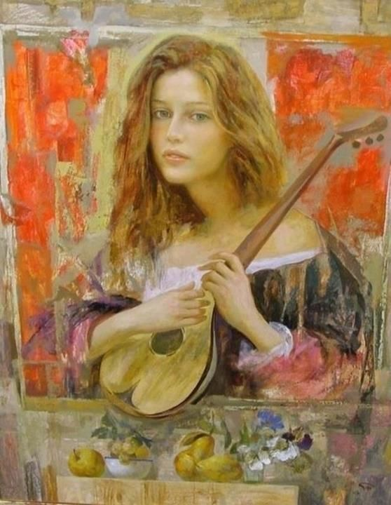 Goyo Dominguez 1960 | Spanish-born British Romantic Realist painter | Tutt'Art@ | Pittura * Scultura * Poesia * Musica |