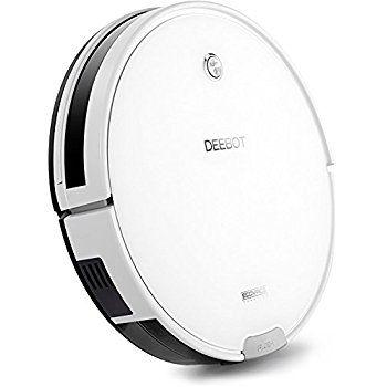 Amazon | ECOVACS 床用ロボット掃除機 DEEBOT 静音&強力吸引 水拭き対応 クリアホワイト DM82 【日本国内正規品】 | エコバックスジャパン(Ecovacs Japan) | ロボット型クリーナー 通販