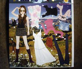 Miss Missy Paper Dolls: Dress up Games Paper dolls