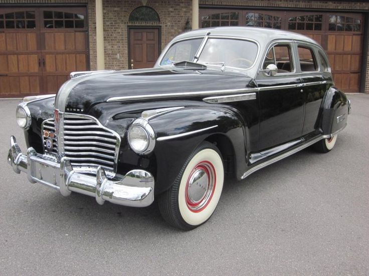 1941 buick century 4 door touring sedan buick for 1941 buick 4 door sedan