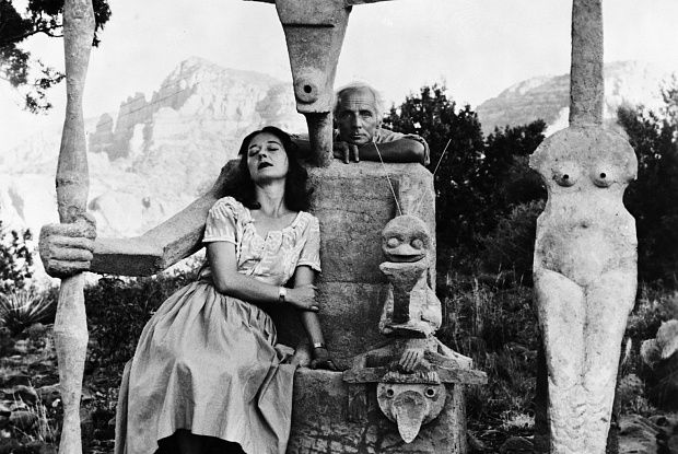 Love connection: gallery show pairs works by famous artist couples , max ernst et sa femme