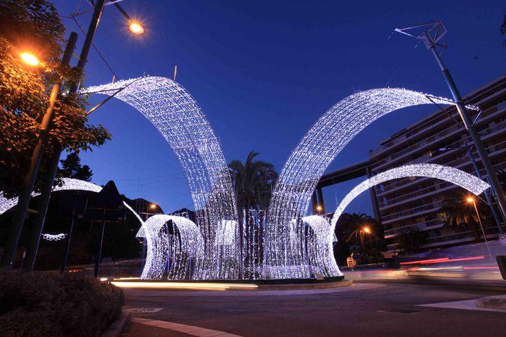 MENTON – FRANCE Blachere Illuminations