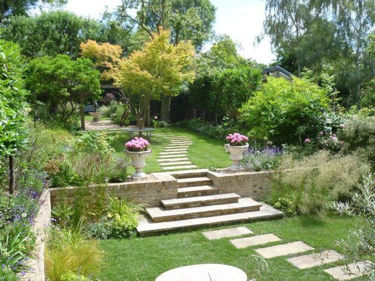 Jardin En Pente Cool Amnager Son Jardin En Pente Conseils Pratiques