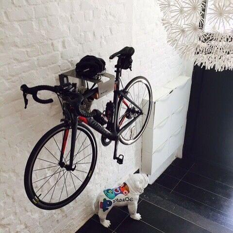 Hang your bike on the wall like Hilde   Adjust, Organize, Personalize.    #wilier #wiliertriestina #ilovemywilier #bikestorage #bikewallmount #velo #bikeshelf #bikerack #singlespeed #cyclinglife #interiordesign #decor #bikedock #design #productdesign #fixie #rapha #roadbike #triathlon #igerscycling #instacycle #instabike #cyclingshots #cyclingphotos #cyclo #baaw #bicicleta #bikeshop #stravacycling