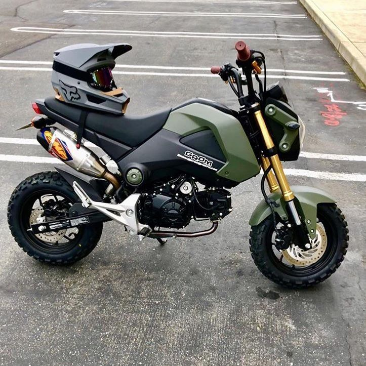 1 804 Likes 16 Comments Honda Grom Lifestyle So Cal