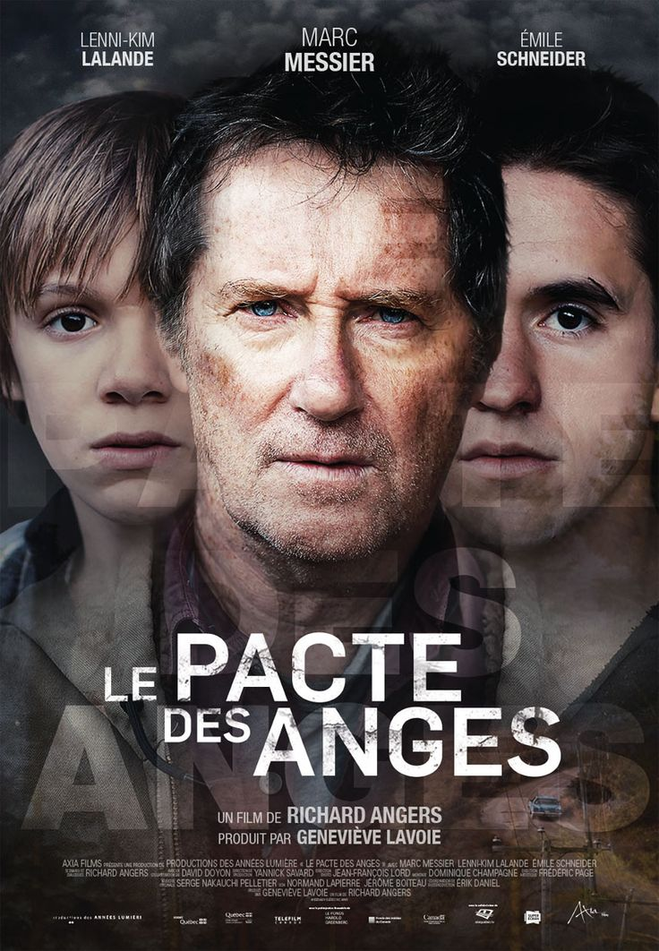 Film le Pacte des Anges de Richard Angers avec divers acteurs de l'agence artistique MéA