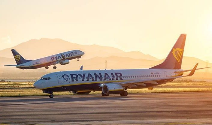 Ryanair Connects Athens to 17 Destinations via Milan and Rome.a