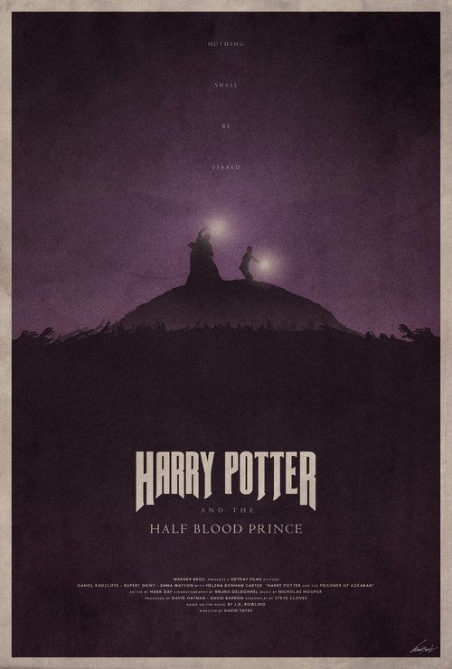 Watch Harry Potter and the Half-Blood Prince Full Movie Online