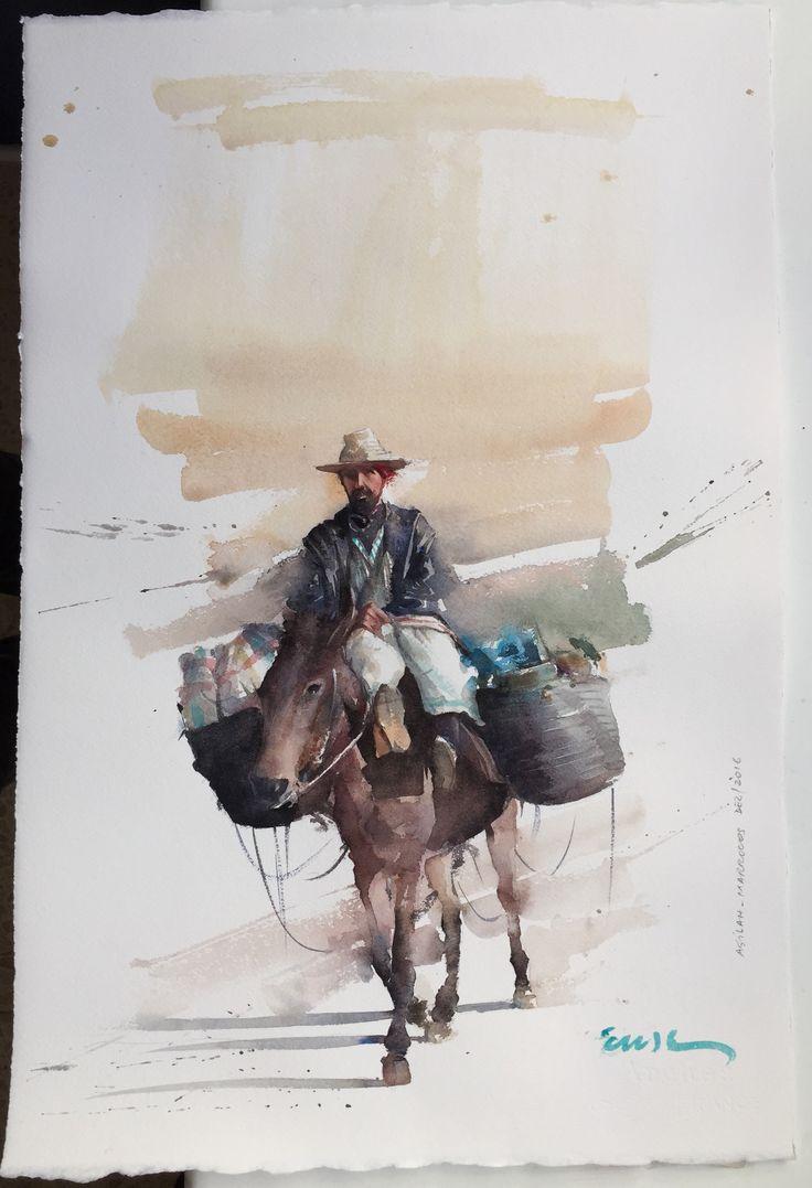 Watercolor artist magazine customer service - Log Stica Em Marrocos Eudescorreia