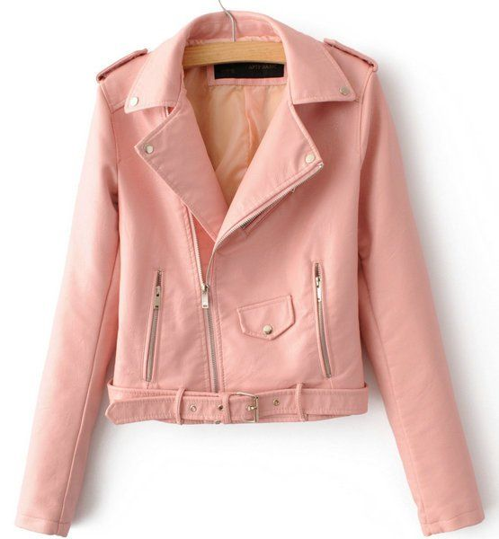 Stylish Rock Chic Jacket